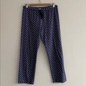 Vineyard Vines Christmas pajama pants hohoho print